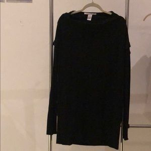 Trendy black Diane Von Furstenberg dress